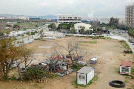 El Palacio de Congresos triplica el precio de los solares en venta del Polígon de Llevant