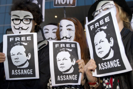 La libertad de Julian Assange, en suspenso