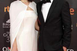 La alfombra roja de los Premios Goya, un lienzo de moda en blanco