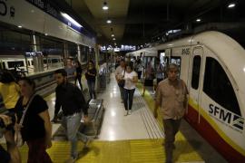 Cancelados para este lunes más de 50 trayectos de tren por la huelga de trabajadores del SFM