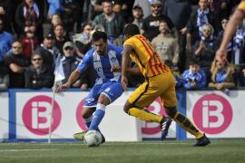 El Atlétic Balears derrota al Barça B y sigue lanzado hacia el playoff