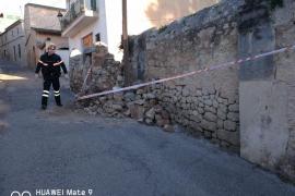 Emergencias gestiona más de 70 incidentes en Balears a causa del fuerte viento