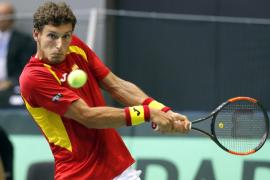 Bautista y Carreño cierran la remontada y España pasa a cuartos de la Copa Davis
