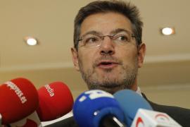 Catalá denuncia que el «numerito» ante el TSJC es una falta de respeto al poder judicial