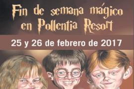 Fin de semana inspirado en la magia de Harry Potter en el Pollentia Resort