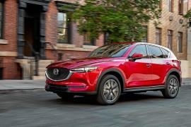 El nuevo Mazda CX-5 debuta en el Salón de Ginebra 2017