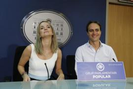 El PP censura que el GOB tenga la misma representación que todos los municipios juntos en el reparto de la 'ecotasa'
