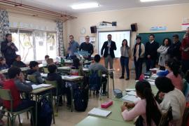 Los alumnos del CEIP Camilo José Cela explican cómo mejorar su barrio