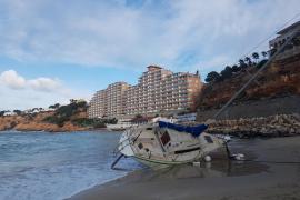 Cerca de 300 incidentes por el viento durante tres días en Baleares
