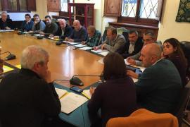 Los alcaldes de la Serra de Tramuntana se reúnen por primera vez para tratar su gestión