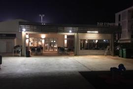 El bar del polideportivo del Port de Pollença vuelve a abrir sus puertas