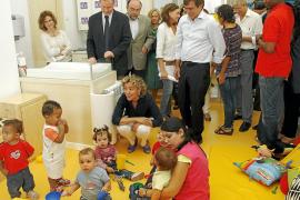 Cort 'busca' 500.000 euros para ofertar todas las plazas de 'escoleta' en 2011