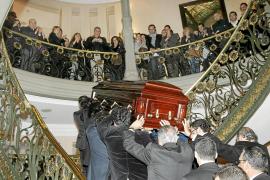 Morente, que será enterrado hoy en Granada, tenía cáncer de esófago