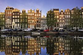 Ámsterdam multa con 297.000 euros a un propietario que alquilaba a través de Airbnb