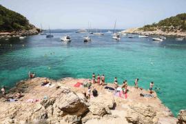 Cala en Turqueta, S'Alga de s'Espalmador y Cala Salada, playas 'top' para el verano de 2017