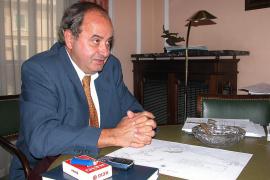PALMA. PUERTOS. JOAN VERGER, PRESIDENTE DE LA AUTORIDAD PORTUARIA