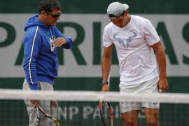 Toni Nadal: «Cuando Rafa juega sin dolor recupera el nivel»