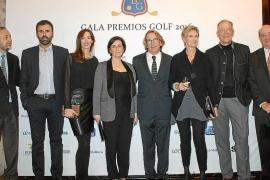 premios federación de golf
