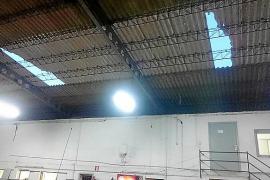 Denuncian el lamentable estado de las instalaciones de la Policía Local de Capdepera