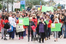 La matanza de cabras en la finca pública de Galatzó indigna a los colectivos animalistas
