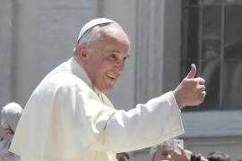 Francisco admite que «vive en paz» a pesar de la corrupción que hay en el Vaticano
