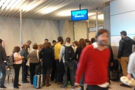 Los pasajeros afectados por retrasos y cancelaciones de vuelos en Baleares podrían reclamar hasta 86,2 millones