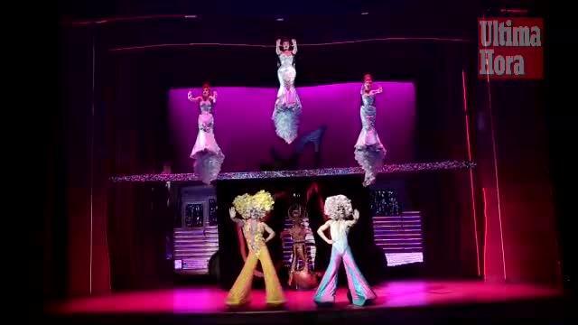'Priscilla', pelucas y plataformas en un musical lleno de «color y emociones»