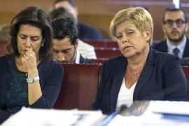 Condenan a 9 años de prisión a la exconsellera Milagrosa Martínez