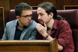 Pablo Iglesias acusa a Errejón de «tirar la piedra y esconder la mano»