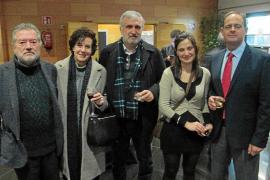 Homenaje a los 30 años de colegiación de los psicólogos
