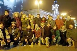 Apoyos baleares para Iglesias