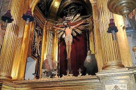 El retablo del Sant Crist de Santa Eulàlia, un «puzzle»