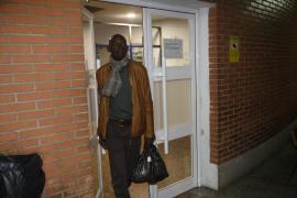 El líder de la asociación de senegaleses sale de prisión tras pagar la fianza de 5.000 euros