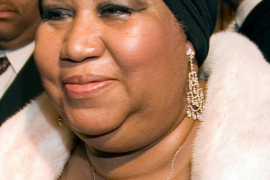 Aretha Franklin sale del hospital