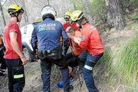 El 112 gestionó el año pasado 207 búsquedas y rescates de montaña