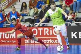 El Palma Futsal plantea batalla, pero cae en Murcia