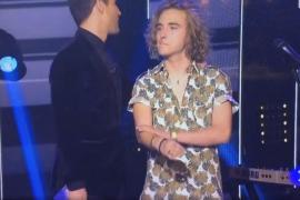 La elección de Manel Navarro para Eurovisión termina con un corte de mangas