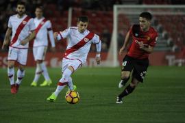 El Mallorca toma aire con una victoria ante el Rayo Vallecano