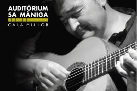 El guitarrista Damià Timoner presenta su nuevo disco 'Present' en Sa Màniga