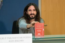 Picornell: «Voy a representar a toda la ciudadanía y no estaré vigilado»