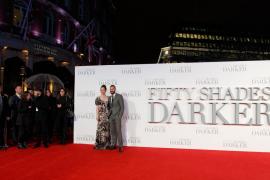 'Cincuenta sombras más oscuras' protagoniza el mejor estreno de 2017