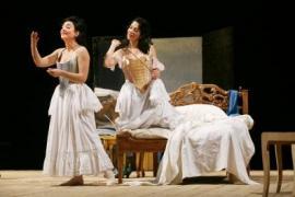 La ópera maestra de Mozart 'Cosí fan tutte' recala en el Principal de Palma