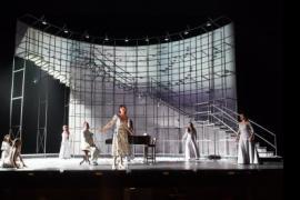 Una actualización necesaria de 'María Moliner', en el Teatre Principal