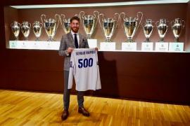 Sergio Ramos se ha planteado cambiar el dorsal por el número 93