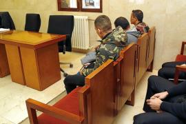 Los acusados del asalto mortal en el Port de Pollença niegan los hechos en el juicio