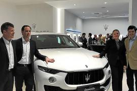 Maserati ya brilla en Autovidal Baleares