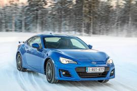 Subaru pone al día su coupé BRZ con mejoras estéticas