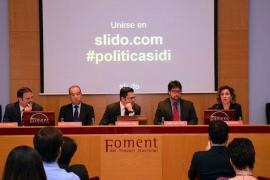 Pons critica las dificultades de los presupuestos en I+D