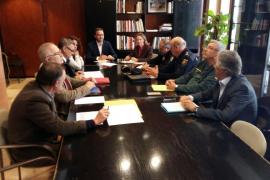 Policía y Cort impulsarán el Servicio de Atención al Turista Extranjero de la Platja de Palma