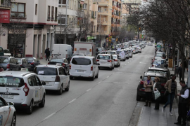 Protesta de taxistas